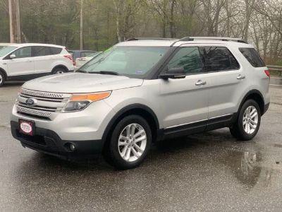 2012 Ford Explorer XLT (Gray)