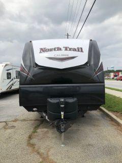 2018 Heartland North Trail 25LRSS Caliber Edition