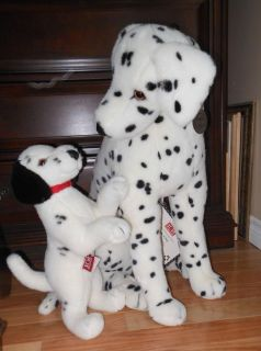 Perdy and pup (life size)
