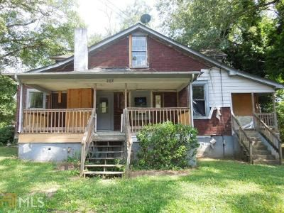 4 Bed 2 Bath Foreclosure Property in Rome, GA 30161 - Reservation St NE