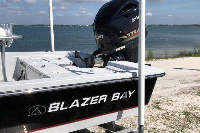 2013 Blazer Bay 2220 fishermen