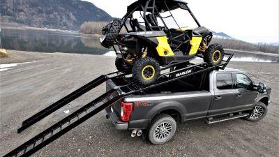 2017 Marlon XPLORE SXS DECK Equipment Trailer Sport Utility Trailers Eugene, OR