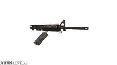 "For Sale: DPMS AR-15 AP4 A3 Conversion Upper Receiver Assembly 22 Long Rifle 16"" Barrel"