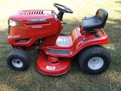 Troybilt Pony Riding Mower