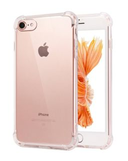 Transparent Soft TPU Gel Cases for Apple iPhone 7 (2016)/iPhone 8(2017)