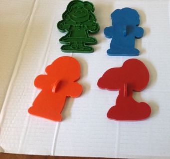 Peanuts Cookie Cutters