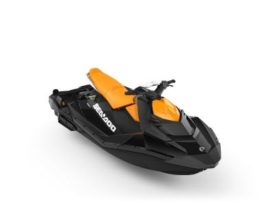2018 Sea-Doo SPARK 3-up Rotax 900 HO ACE iBR & CONV