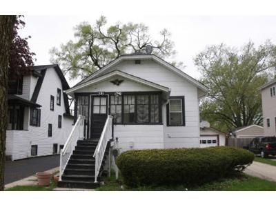 2 Bed 1 Bath Foreclosure Property in Villa Park, IL 60181 - N Harvard Ave