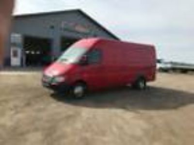 2006 Dodge Sprinter 2006 freightliner sprinter 3500 high top mercedes diesel 23