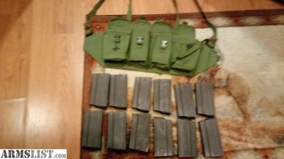 For Sale/Trade: M14 m1a mags