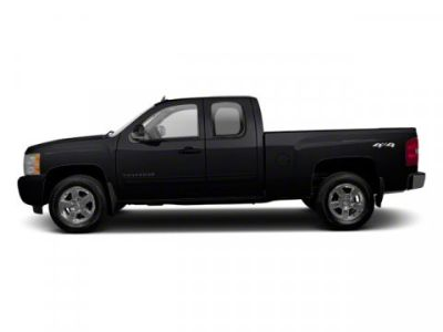 2013 Chevrolet Silverado 1500 LT (Black)