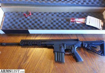 "For Sale: Diamondback AR 10 AR10 DB 10 308/7.62 Nato 16"" Lightweight NIB 20 Rd Alum. Handguard Rail Optics Ready"