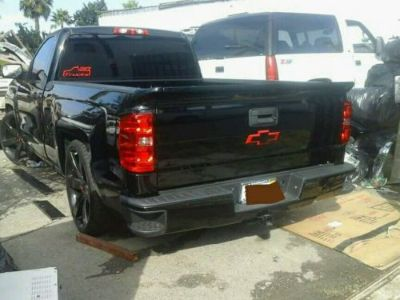 Find 2014 2015 2016 Chevrolet Silverado Intimidator 3-pc Wing Spoiler New Body Kit motorcycle in Compton, California, United States, for US $420.00