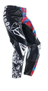 Sell Thor Phase Volcom Pants Red Blue 32 NEW 2014 motorcycle in Elkhart, Indiana, US, for US $109.95