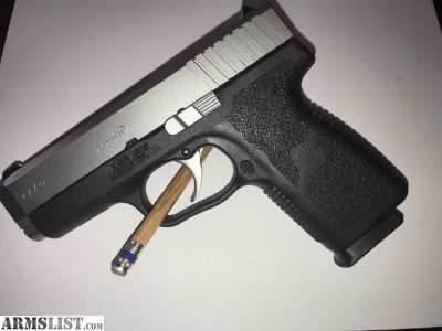 For Sale: Kahr CW-9