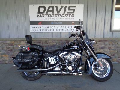 2009 Harley-Davidson FLSTC Heritage Softail Classic Cruiser Motorcycles Delano, MN