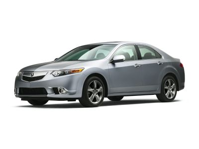 2014 Acura TSX Base w/Tech (Graphite Luster Metallic)
