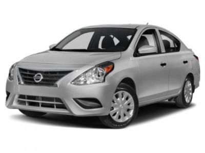 2019 Nissan Versa 1.6 S (Fresh Powder)