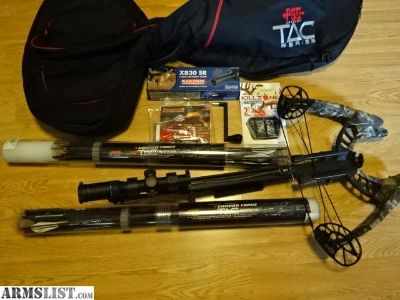 For Sale: PSE Tac Ordnance Cross bow Tac15