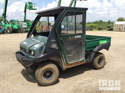 2009 Kawasaki Mule 4010 4x4 Utility Vehicle
