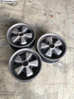 12/76 fuchs flat 6 wheels