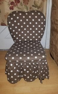 Heart Back Child's Cushioned Chair