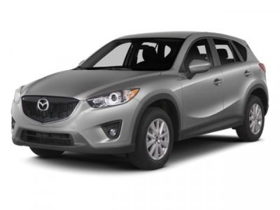 2014 Mazda CX-5 Grand Touring (Blue)