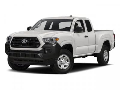 2018 Toyota Tacoma SR Access Cab 6' Bed I4 4x2 AT (MAGNETIC GRAY METALLIC)