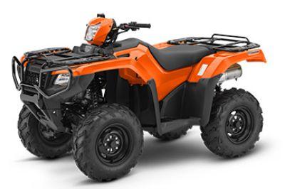 2018 Honda FourTrax Foreman Rubicon 4x4 EPS Utility ATVs Keokuk, IA