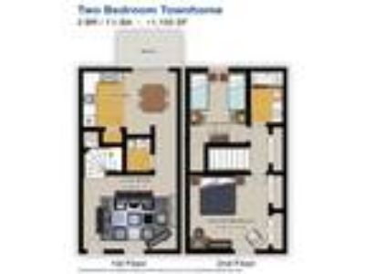 Stratford Arms Apartment Homes - Two BR Townhome