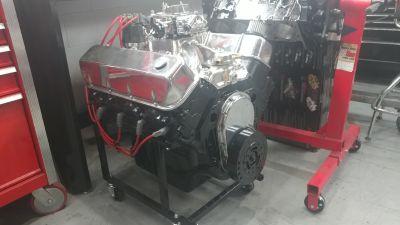 BBC Gen6 468 Marine engine
