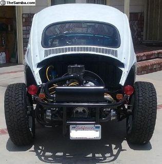 1962 Baja bug buggy
