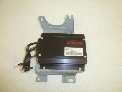 Sell 06-09 PONTIAC G6 Coupe 2 Door Amplifier Stereo Radio Monsoon 15238473 #10337 motorcycle in Cleveland, Ohio, US, for US $100.00