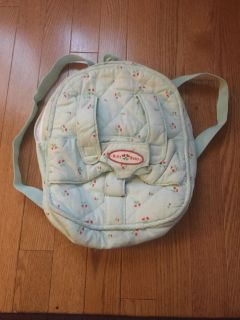 American Girl Doll/Bitty Baby carrier