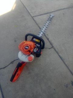 "Echo 20"" Hedge Trimmer"