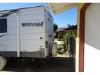 2012 Forest River Wildwood Travel Trailer in Jurupa Valley, CA