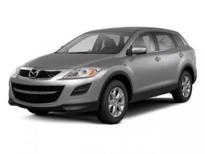2010 Mazda CX-9 Sport (Liquid Silver Metallic)