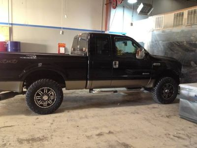 F250 nitto tires and rims