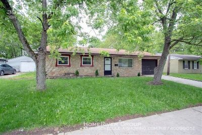 Perfect 3 be/1 Ba in Vinton Woods!