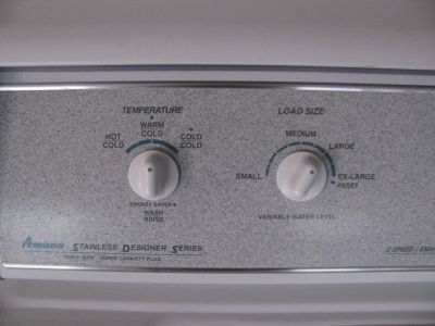 Amana Washing Machine