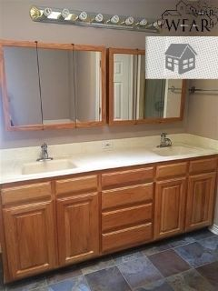 $1,600, House for rent in Wichita Falls. WasherDryer Hookups