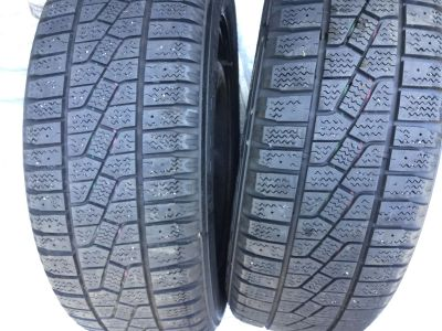 2 Marshall winter tires on GM rims 195-60-15 - great condition