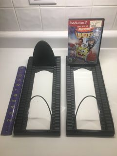 DVD/Video Game Organizers- Qty 6