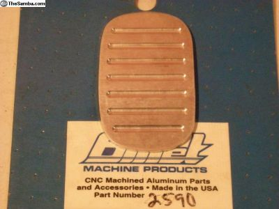 Billet Machine Products Pedal Pad #2590