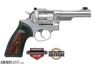 """For Sale: Ruger GP100 22LR 10 Rounds 4"""" Revolver - New In Box - Ruger:1766"""