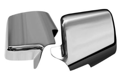 Find SES Trims TI-MC-132F Ford Expedition Mirror Covers SUV Chrome Trim 3M Brand New motorcycle in Bowie, Maryland, US, for US $66.00