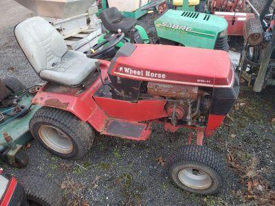Wheel Horse 516 Hyrdro tractor