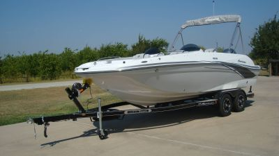 2018 Hurricane SS 218 OB Deck Boats Lewisville, TX