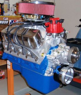 Purchase FORD 347 STROKER / 505 HORSEPOWER CRATE ENGINE / PRO-BUILT / NEW 5.0 302 331 SBF motorcycle in Wittmann, Arizona, United States, for US $7,090.00