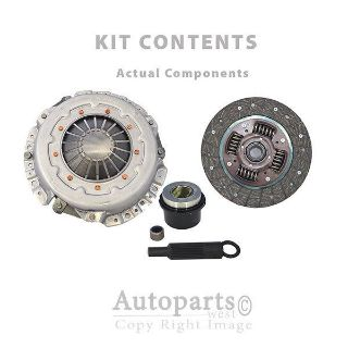 Buy VALEO CLUTCH KIT 52252003 '88-92 Ford Aerostar 3 V6 88 90 Bronco II 2.9 motorcycle in Gardena, California, US, for US $99.95